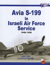 Avia S-199 in Israeli Air Force Service