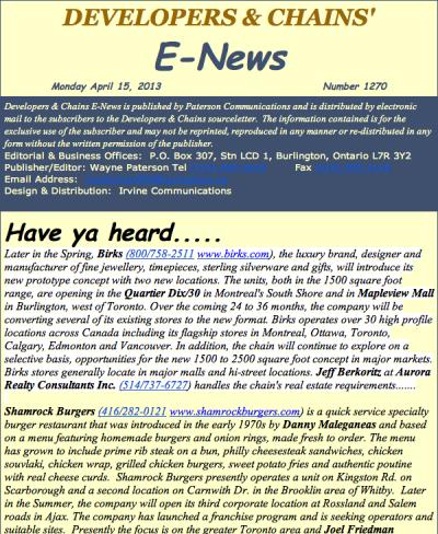 HTMLnewsletter
